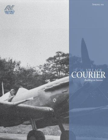 COURIER - Air Force Village
