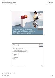 2012-06 Vortrag zu aktuellen Trends und Entwicklungen bei ...