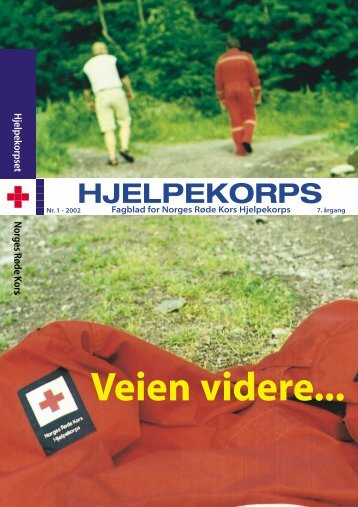 Hjelpekorps nr 1 2002 - Røde Kors