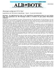 Pressebericht ALB-Bote 05.04.12 - tsg-muensingen-2002er.de