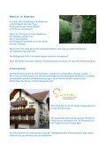 """""""Wandern und Geniessen"""" auf dem Jakobsweg ... - Pfarrei-ruswil.ch - Seite 4"""