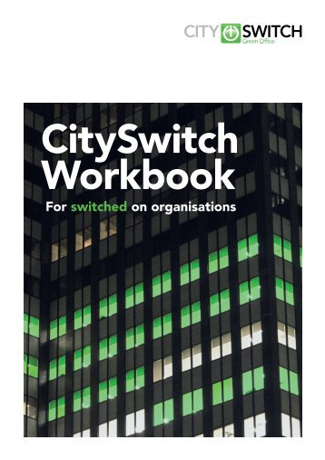 Workbook - CitySwitch