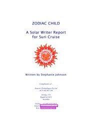 Suri Cruise - Esoteric Technologies