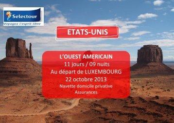 ETATS-UNIS - Frontaliers Français OGB-L