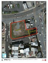 E MARKET ST H IL L S ID E B LV D 3 R D A V E ... - City of Daly City