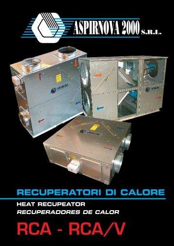 RCA - RCA/V - Tecna