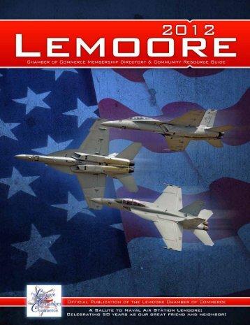 Community Guide - Lemoore Chamber of Commerce