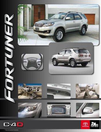 Fortuner.indd 1 02/09/11 10:17 a.m. - Purdy Prensa