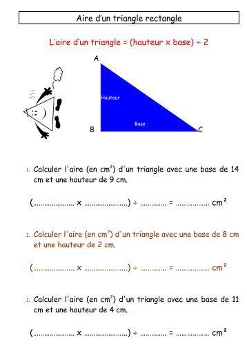trigonom trie dans un triangle rectangle. Black Bedroom Furniture Sets. Home Design Ideas