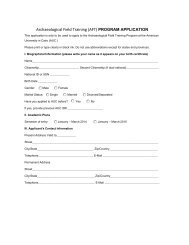 Download the Application Form (pdf)