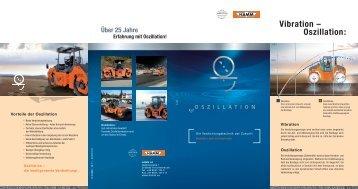Flyer Oszillation - Hamm AG
