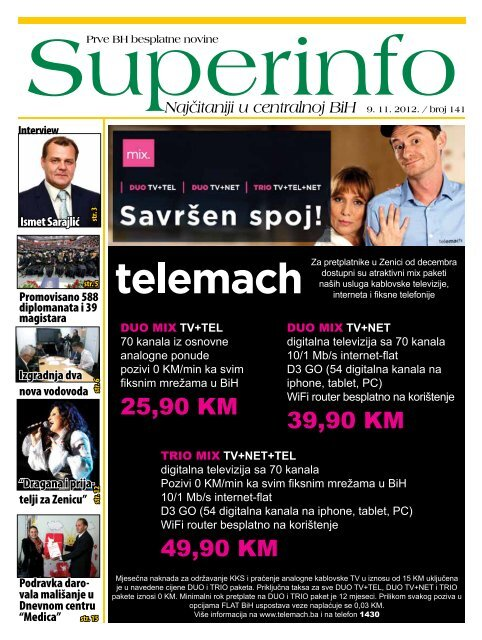 25,90 KM 39,90 KM 49,90 KM - Superinfo