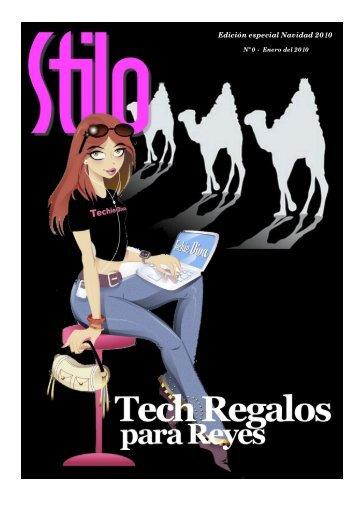 Edición especial Navidad 2010 - Stilo