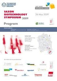 Programm (pdf) - Über das BBZ - Universität Leipzig