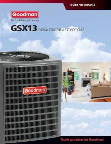 GsX13 - Goodman