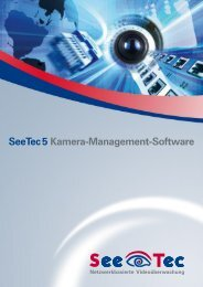 SeeTec 5 Kamera-Management-Software (708 KB)