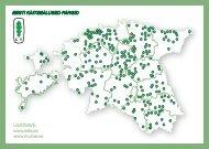50 tavalisemat pargipuud ja -põõsast - Keskkonnaamet
