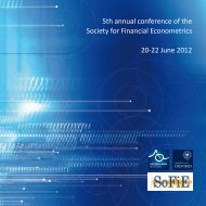 Conference Brochure.pdf - Fifth Annual SoFiE Conference ...