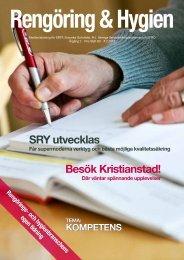 Läs Rengöring & Hygien #2-12 - SRTF