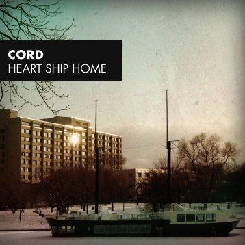 CORD HEART SHIP HOME - Berlin Kreuzberg Institut