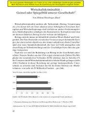 Wirtschaftskriminalität – Geissel oder Spiegelbild ... - Remaco AG