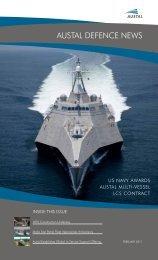 Austal Defence News - February 2011 - Austal Ships