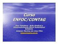 Curso ENFOC/CONTAG