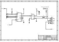 Schematic Diagram, Rev. 2.0 - AVRcard