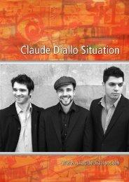 cd review now then - Claude Diallo