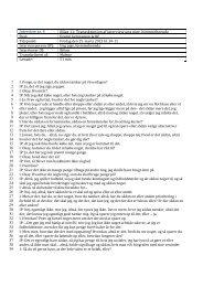 Bilag 11: Transskription af interview ung pige, hjemmeboende 1 2 3 ...