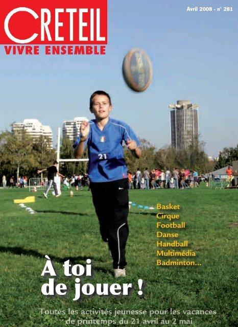 Vivre Ensemble - Avril 2008 - Créteil