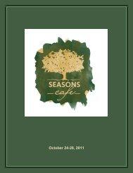 October 24-28, 2011