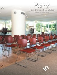 High-Density Stack Chair - KI.com