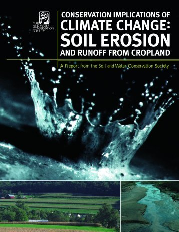 S+W cover/back cover - Soil and Water Conservation Society