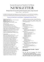 Cv biodata - World Association of Soil and Water Conservation