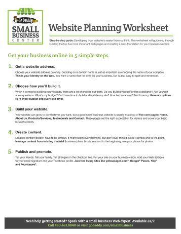 Printables Website Planning Worksheet feast checklist planning worksheet website worksheet