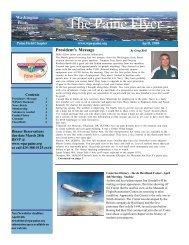 April - Washington Pilots Association