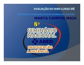 MARTA CAMPOS MAIA - Abed