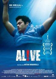 ALIVE! - Finales Presseheft - Austrianfilm