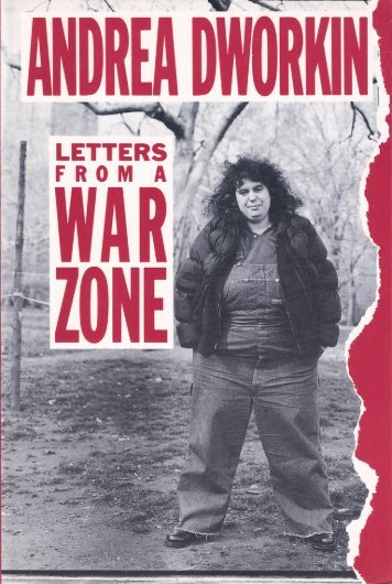 Letters From a War Zone - ressourcesfeministes