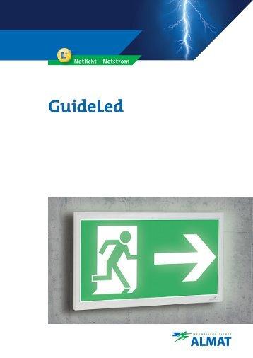 PDF GuideLed - ALMAT AG