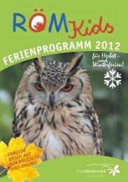 FE RI ENPROGRA MM 2012 - Stadt Rödermark