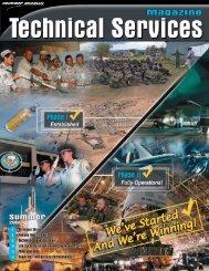 Technical Services Magazine, Summer 2006 - Northrop Grumman ...