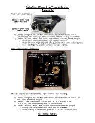 Data-Torq Assembly - Ctequipmentguide.ca