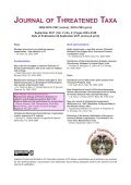 PDF - Journal of Threatened Taxa - Page 4