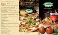 Catering Menu - Goodfella's Old World Brick Oven Pizza