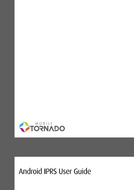 Mobile Tornado Instant Talk Android AMENDED - Push to talk