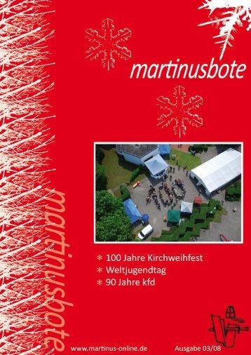 kfd - Katholische Kirchengemeinde St. Martinus Niederpleis