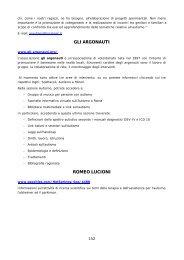 2° Sezione - Università degli Studi della Repubblica di San Marino