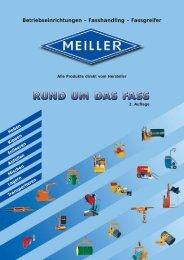 Fassgreifer RUND UM DAS FASS - Meiller GmbH & Co. KG